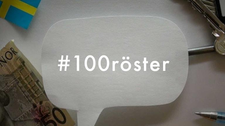 100 röster för att hjälpa oss ställa rätt frågor till makthavare. Här samlar Sveriges Radio granskningar gjorda med lyssnarnas hjälp.