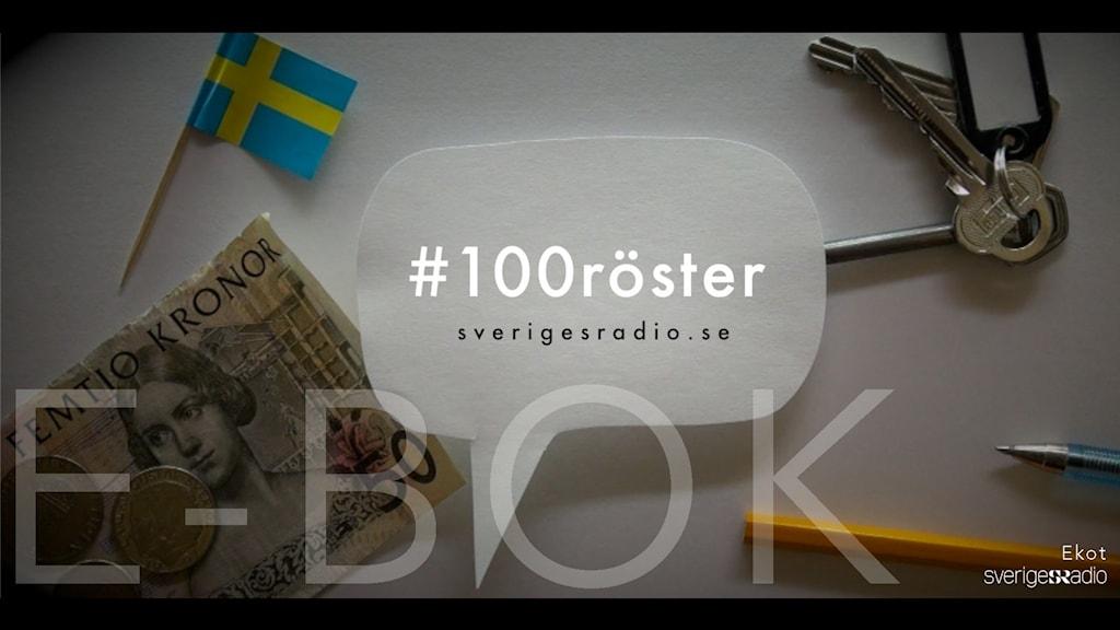 Här kan du ta del av hundra röster om vägarna till ett nytt liv i Sverige.