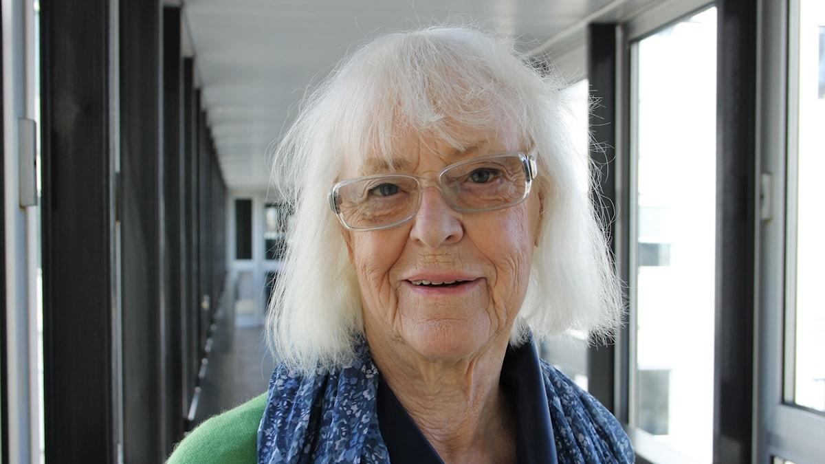 Birgitta Ulfsson 11 april 2016.