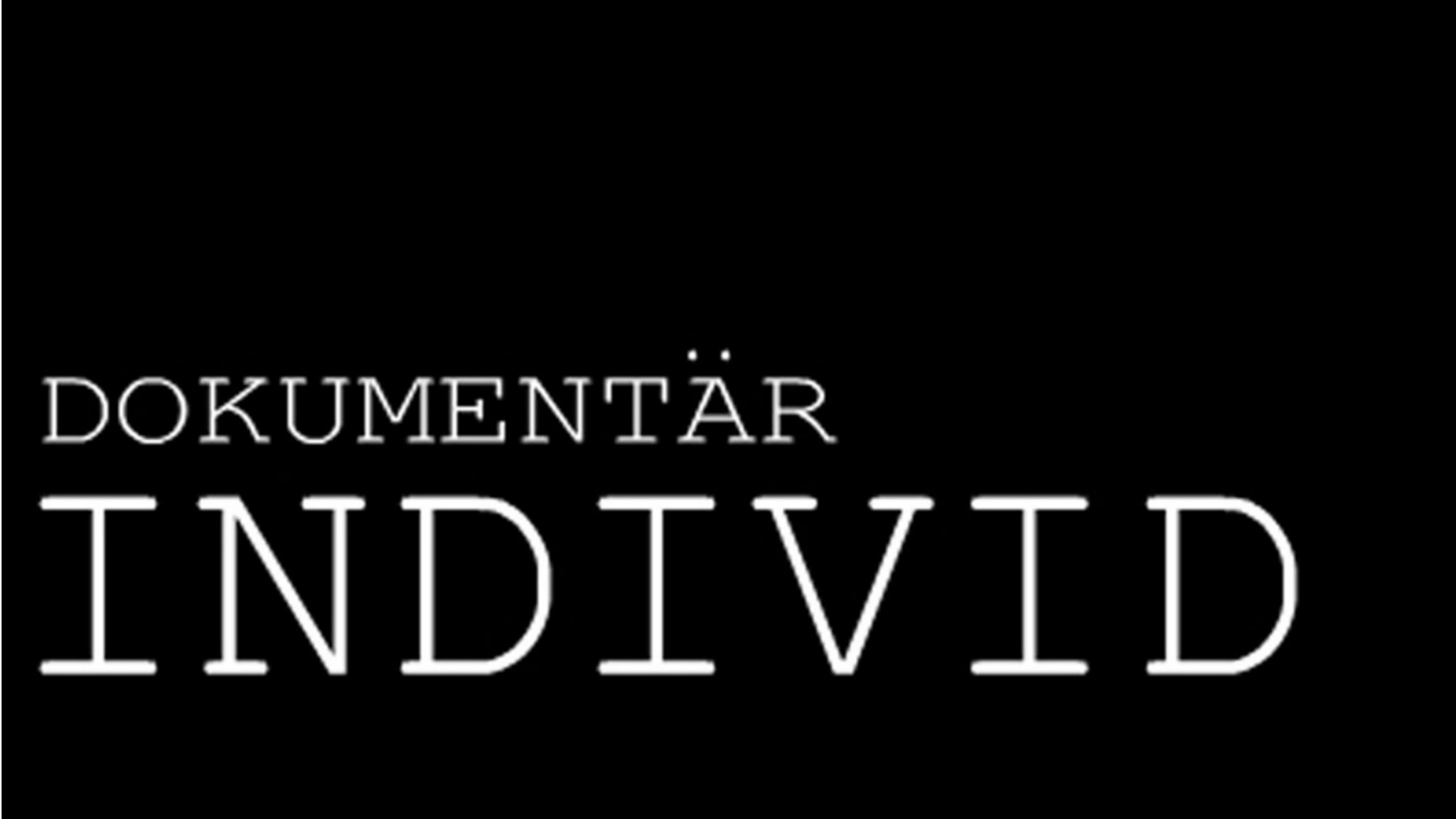 Dokumentär Individ. Bild: William Spetz / Sveriges Radio