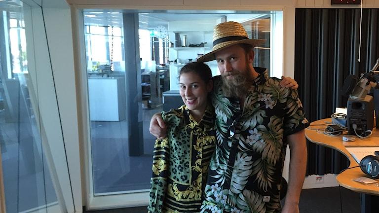 Björn och Cassy