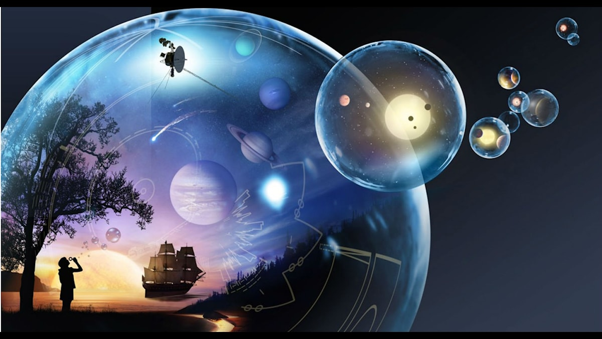 NASA child bubble exploration