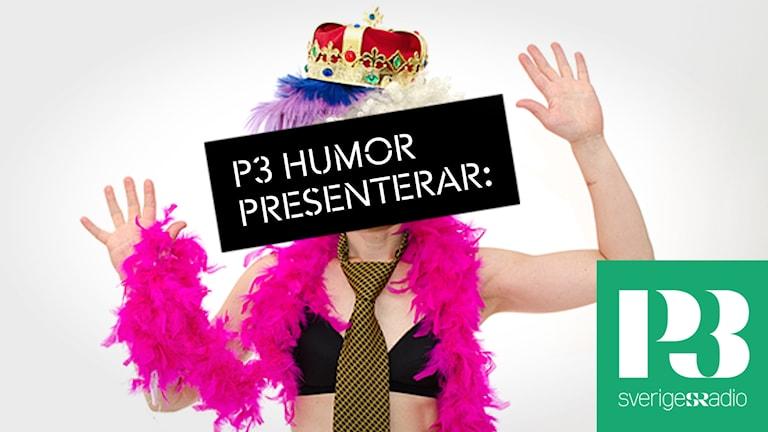 Programbild för P3 Humor presenterar