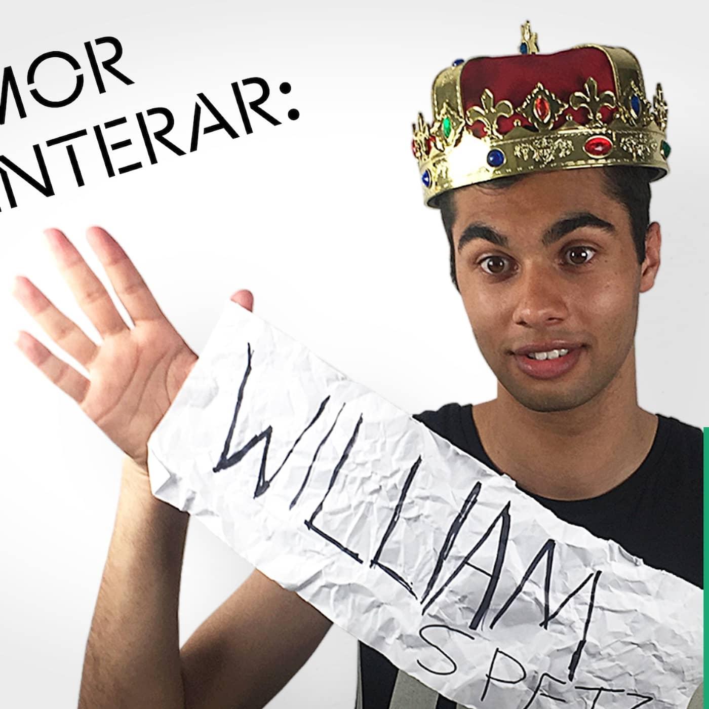 P3 Humor Presenterar: William Spetz