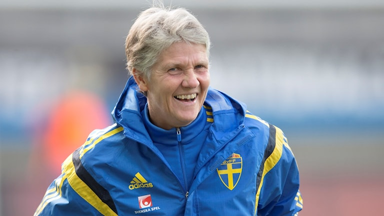 Pia Sundhage – Sveriges första kvinnliga fotbollsproffs