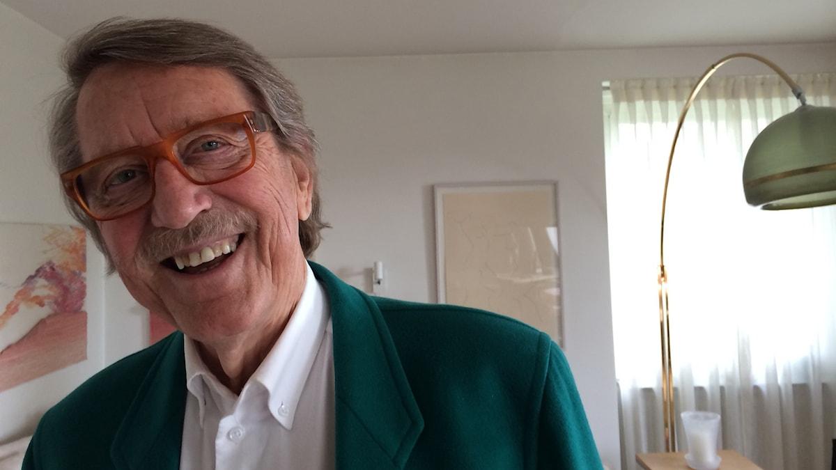 Kjell Lönnå. Foto: TullaMaja Fogelberg/Sveriges Radio
