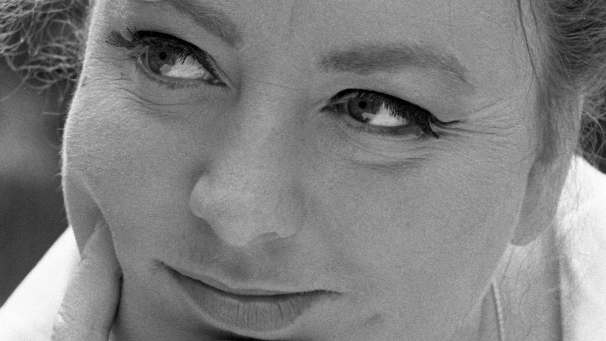 Sonya Hedenbratt 1964.
