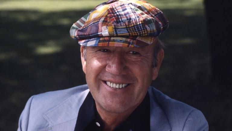 Lennart Hyland 1977.