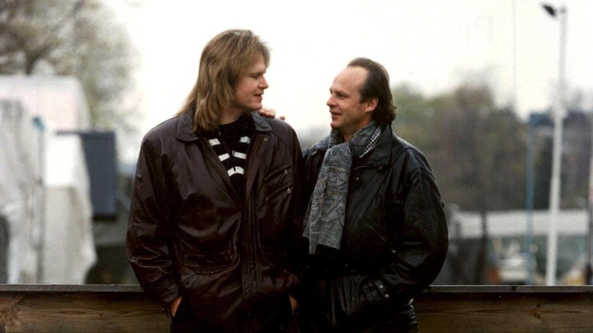 Ted och Kenneth Gärdestad