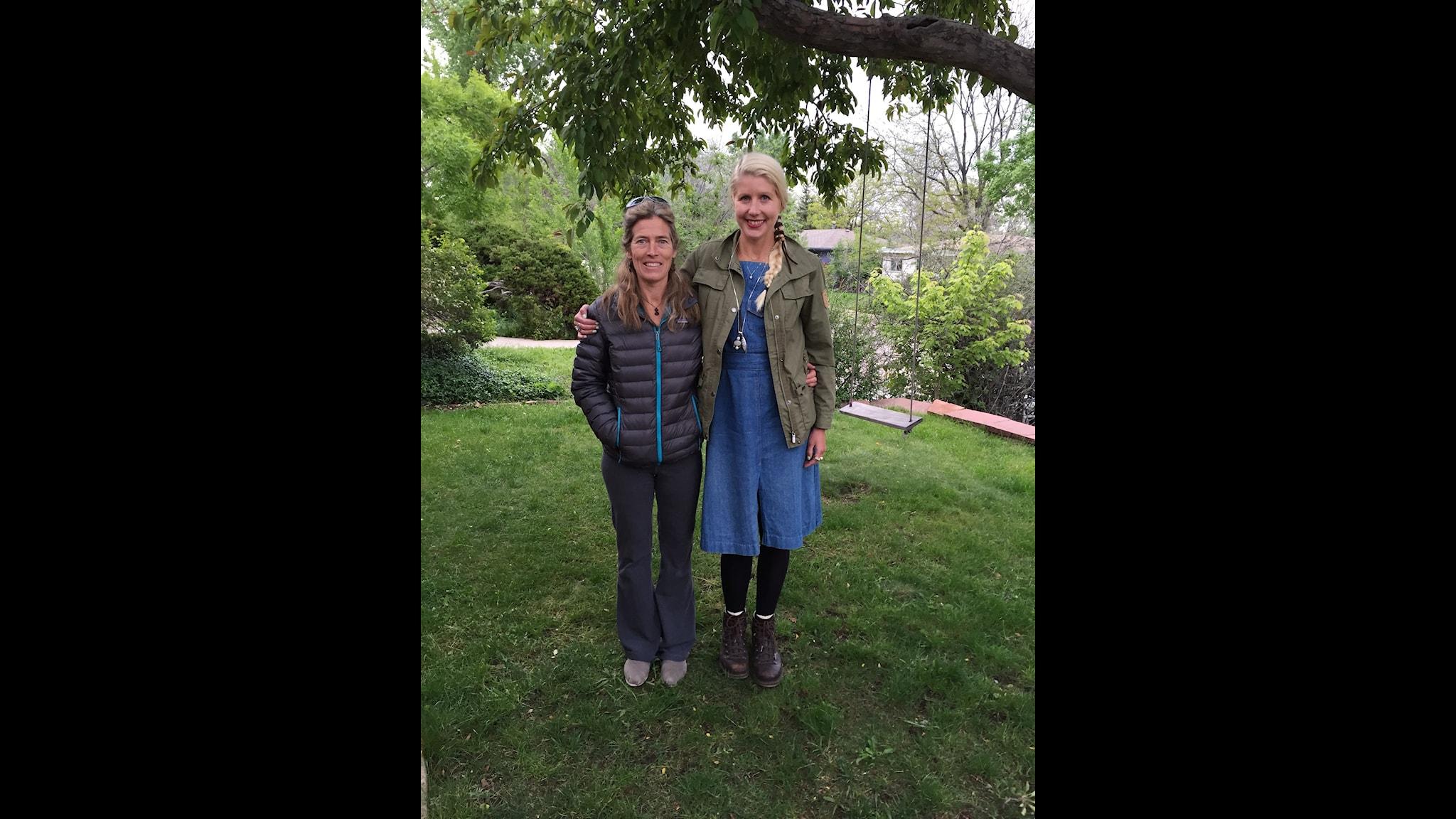 Klätterlegenden Lynn Hill i Boulder