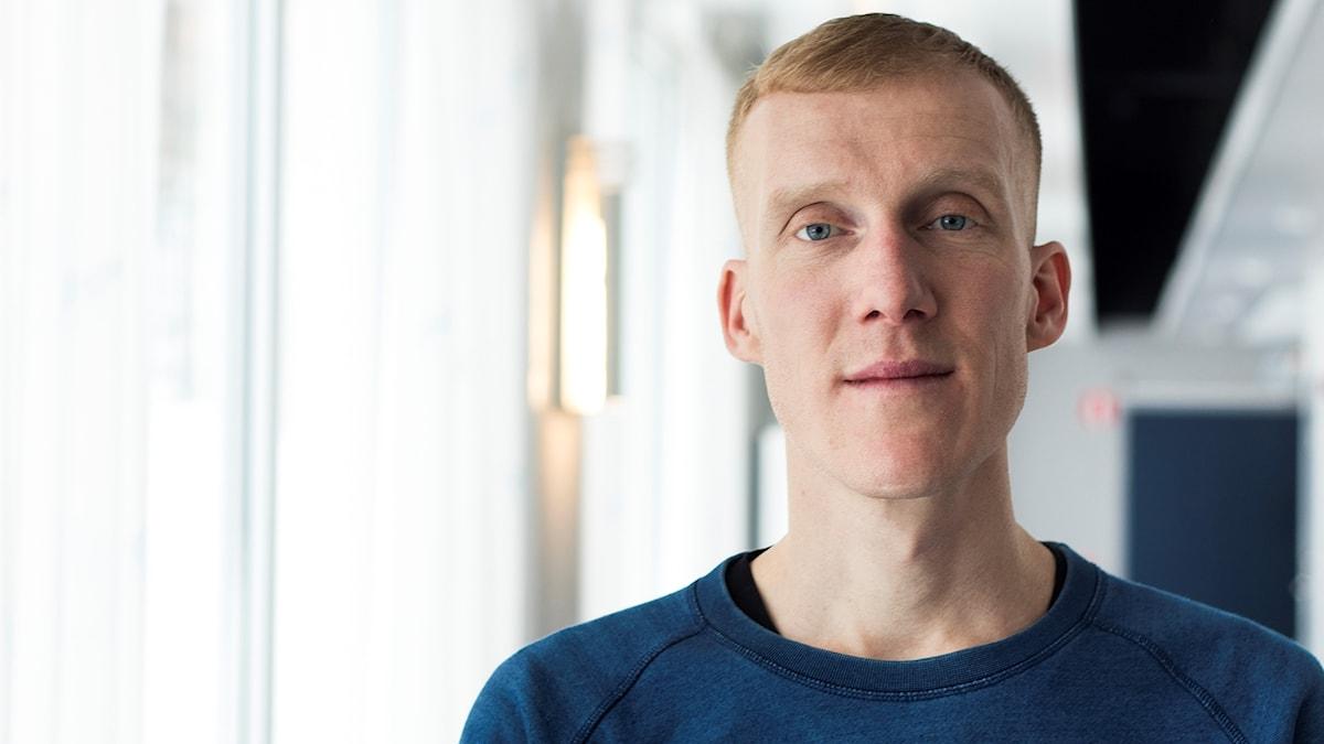 Kapten Röd, Björn Nilsson, i Musikguiden i P3 Kronologen