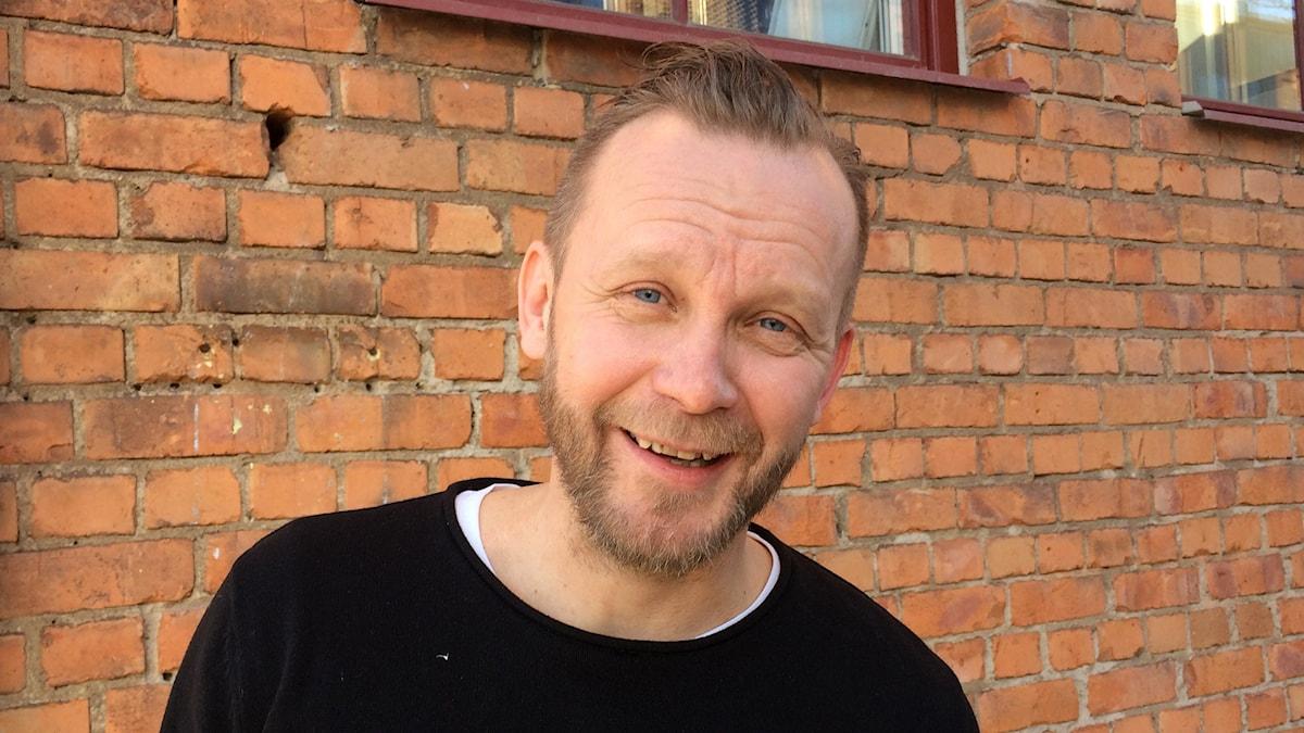 Heikki Kiviaho. Foto: Virpi Inkeri/SR