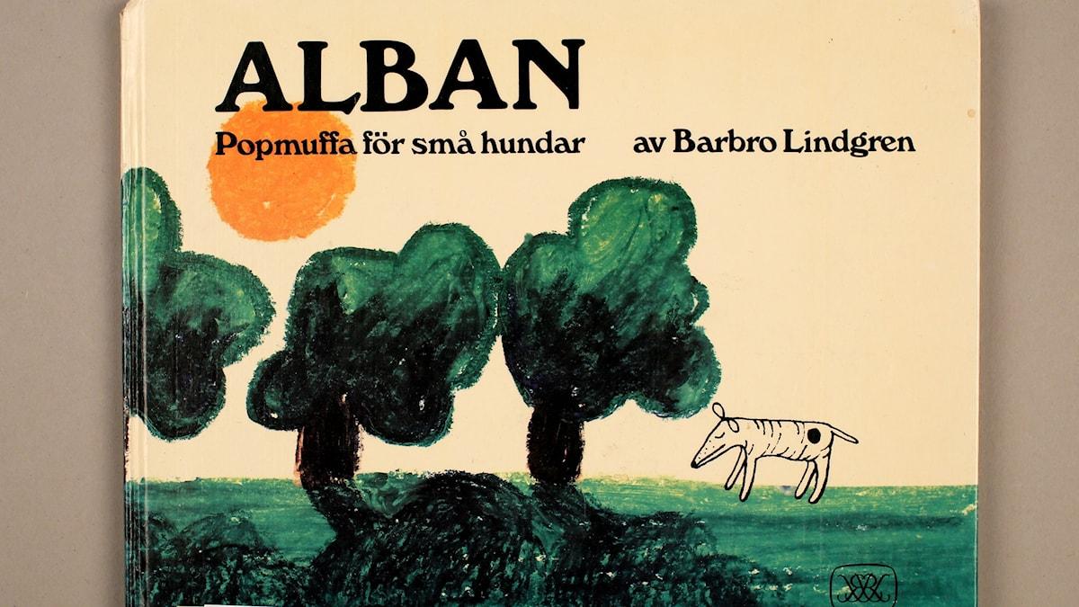 Småsagor: Alban- popmuffa för små hundar, del 1
