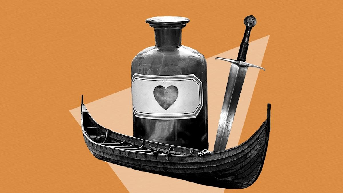 Operaguiden om Tristan och Isolde