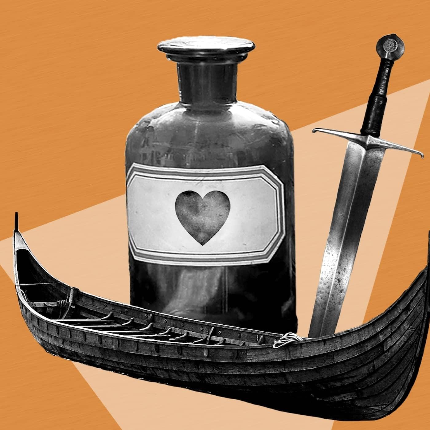 Tristan och Isolde – ändlös älskog och kärlek på ackord