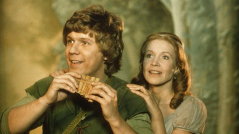 Papageno (Håkan Hagegård) och Pamina (Irma Urrila) ur Ingmar Bergmans filmatisering av Trollflöjten.