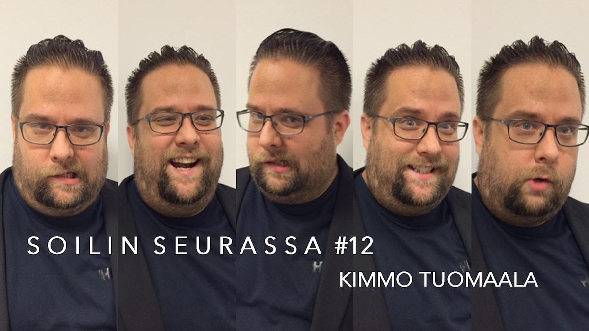 Kimmo Tuomaala