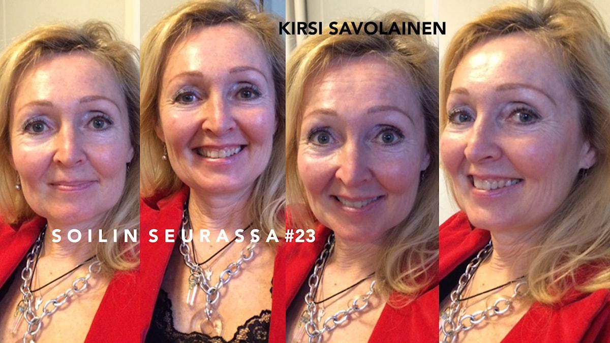 Kirsi Savolainen