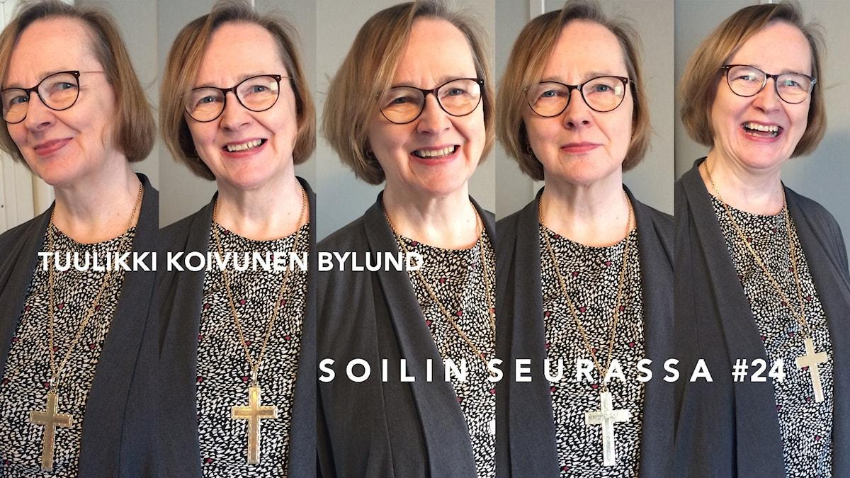 Tuulikki Koivunen Bylund