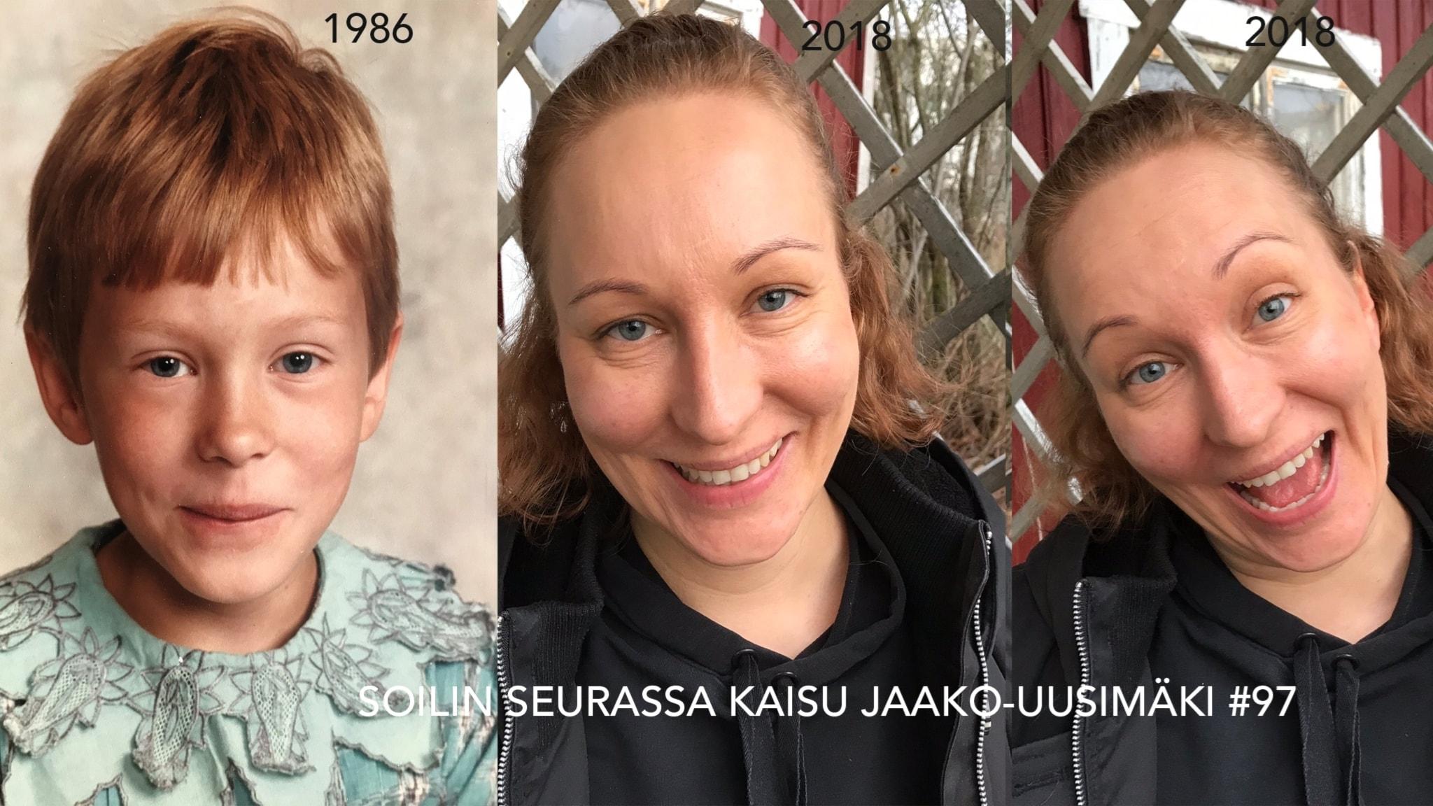 Kaisu Jaako-Uusimäki oli lapsitähti radiossa 1980-luvun lopulla – Mitä hänelle kuuluu nykyään?