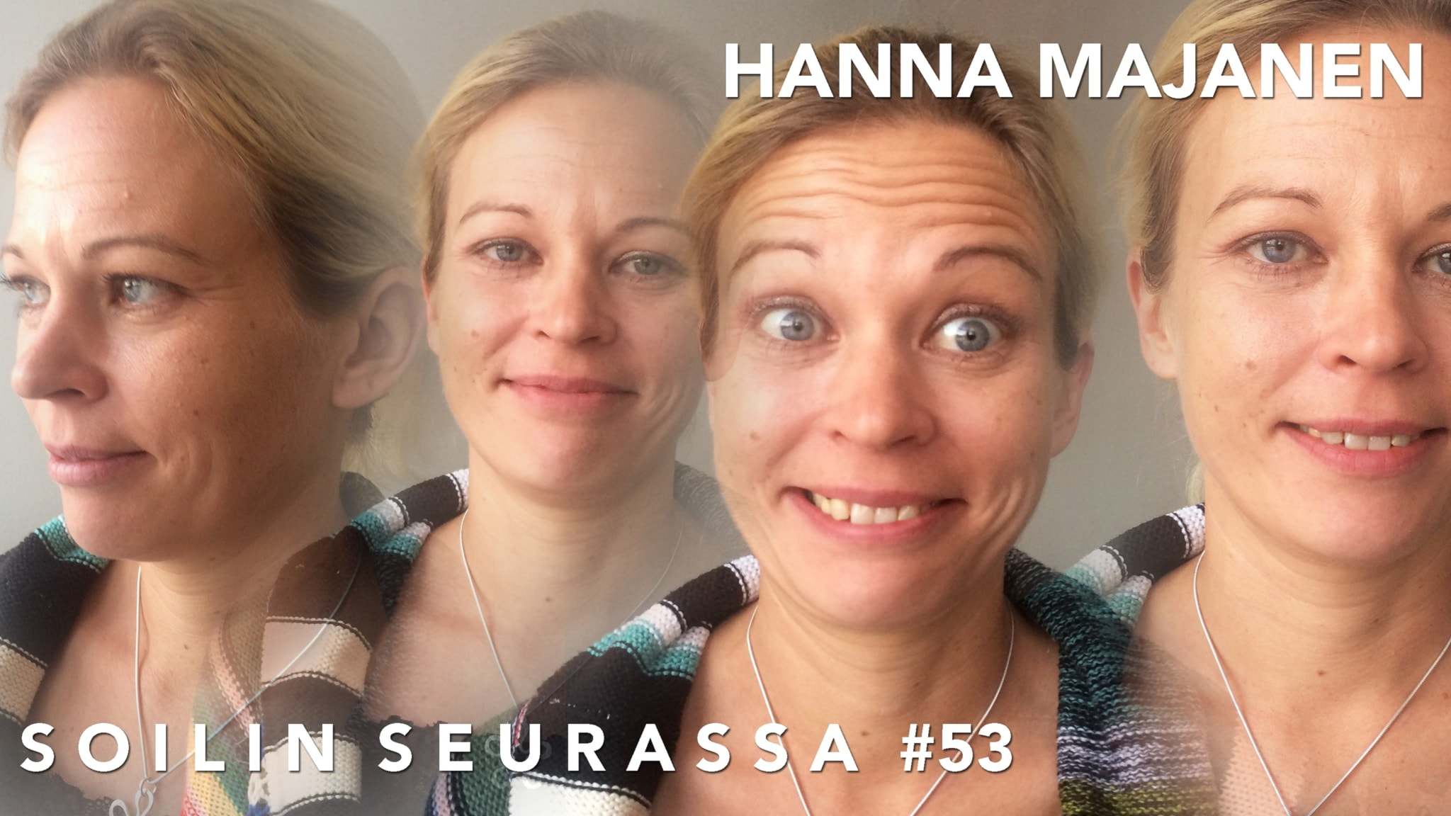Soilin seurassa Hanna Majanen, sairaanhoitaja matkalaukku pakattuna