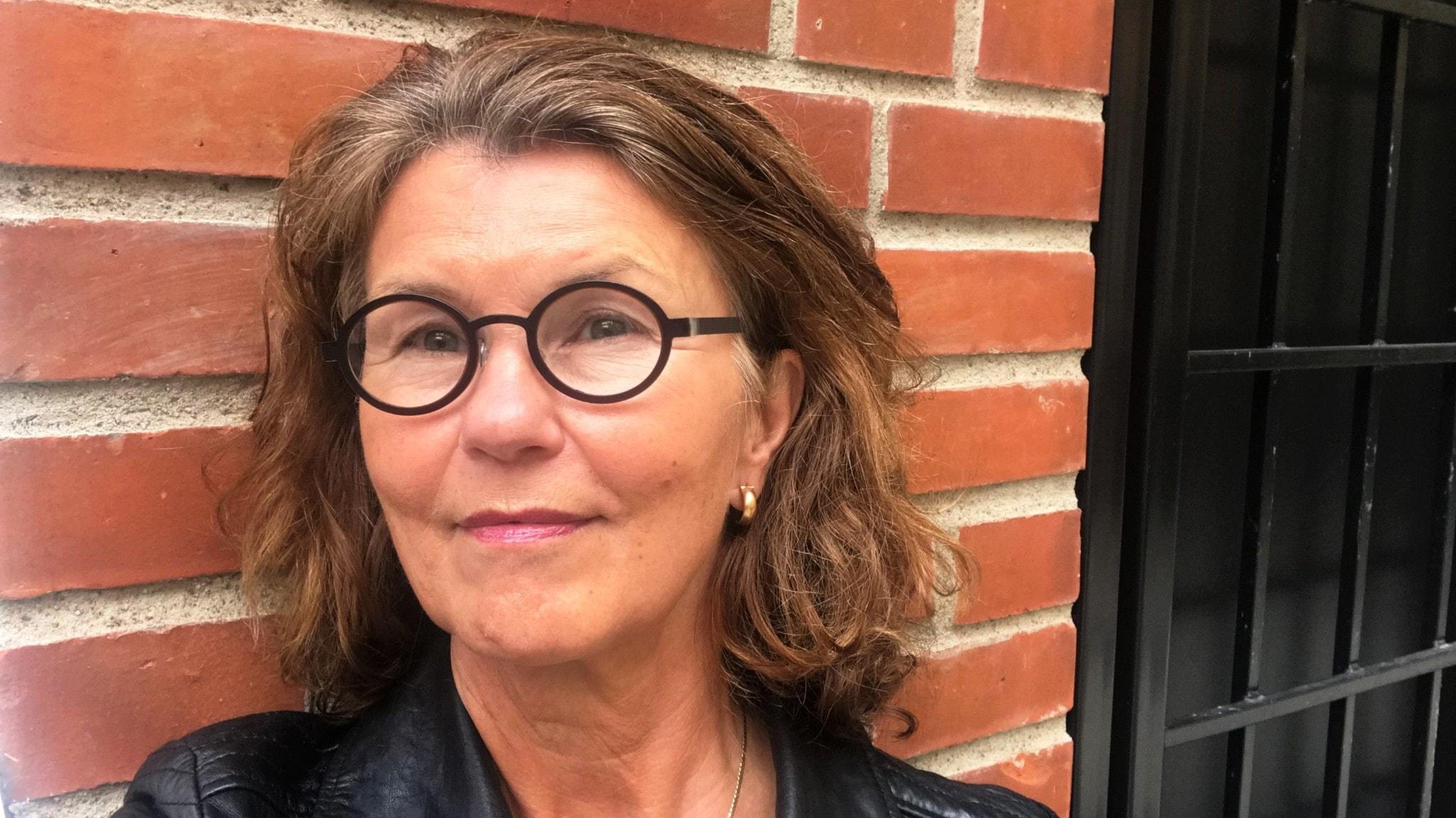 Soilin seurassa yhteiskunnallinen vaikuttaja Heidi Avellan Malmöstä