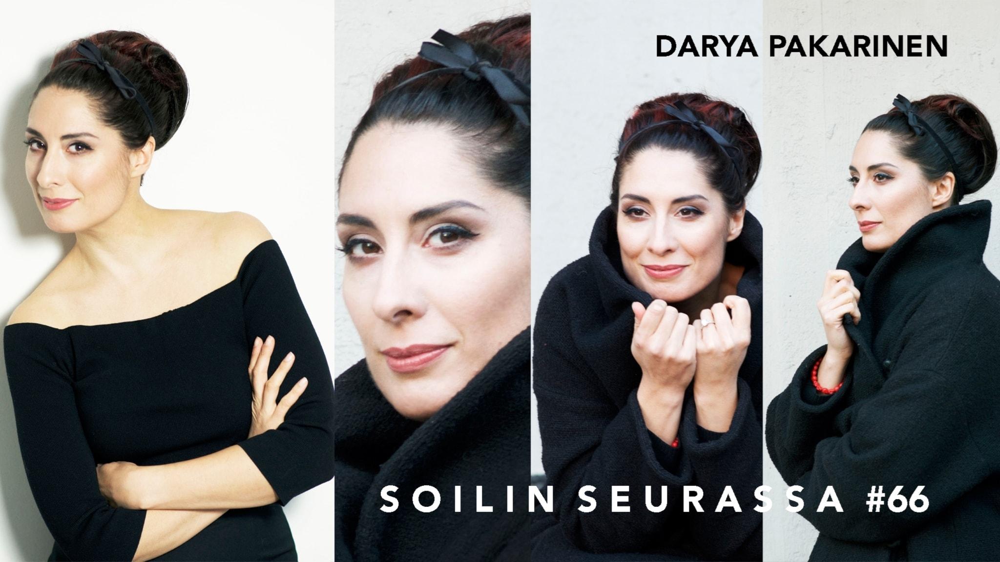 Darya Pakarinen: Tango on minulle kaipuumusiikkia