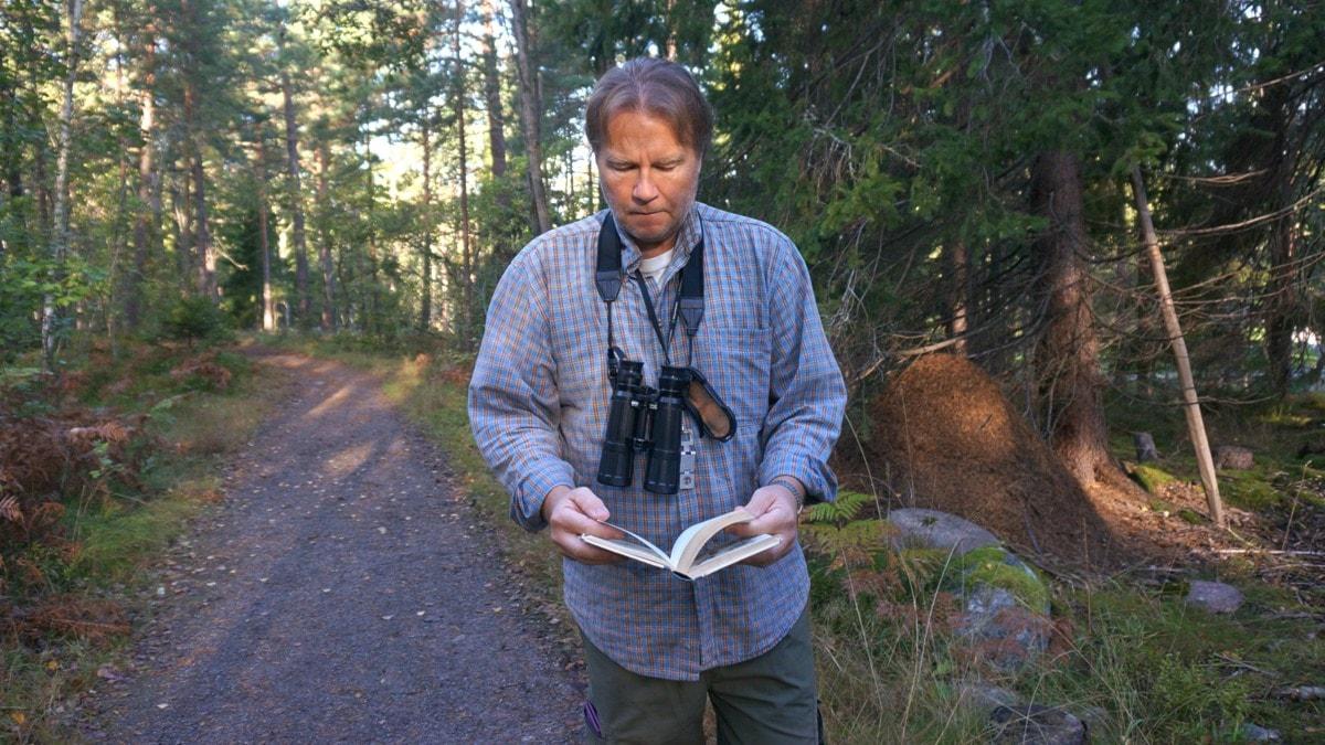 Kasvien suomalaiset nimet. Foto: Kirsi Blomberg, Sveriges Radio