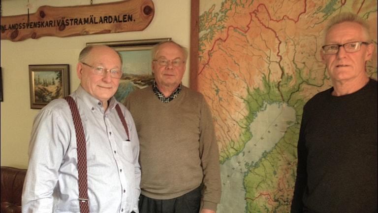 Föreningen finlandssvenskar i västra Mälardalen jäseniä