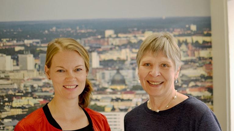 Anna-Lotta ja Merja