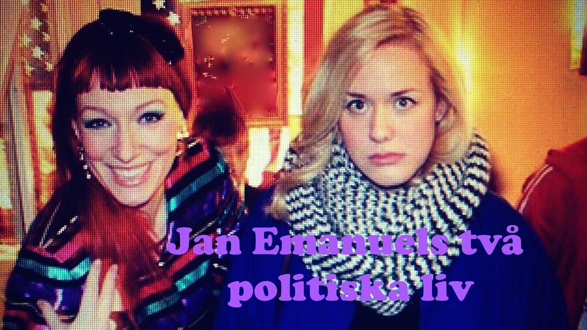 Josefin Johansson gästar Motioner med Moa.