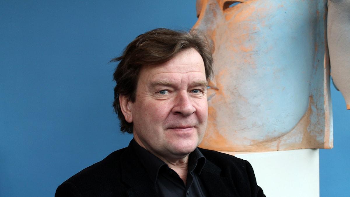 Magnus Lindberg. Kuva: Kirsi Blomberg Sveriges Radio