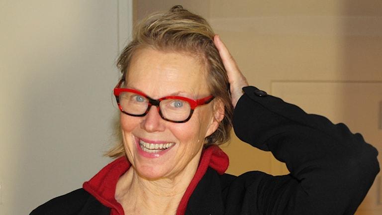 Iloinen Arja Saijonmaa
