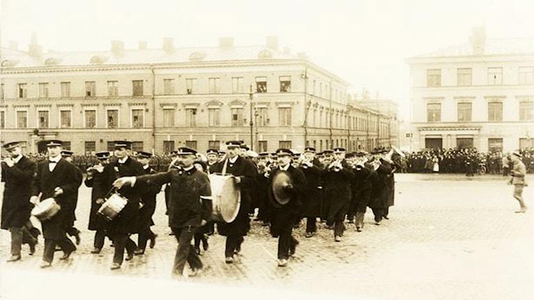 Suomen isänmaan koitto: 1910-luku