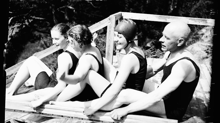 Vesiliukumäessä 1926
