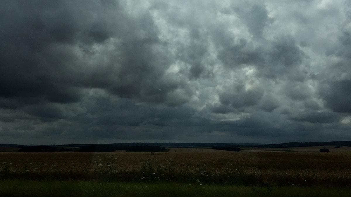 Mustat pilvet