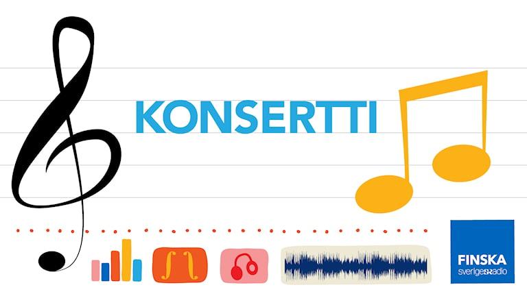 Programbild för Konsertti