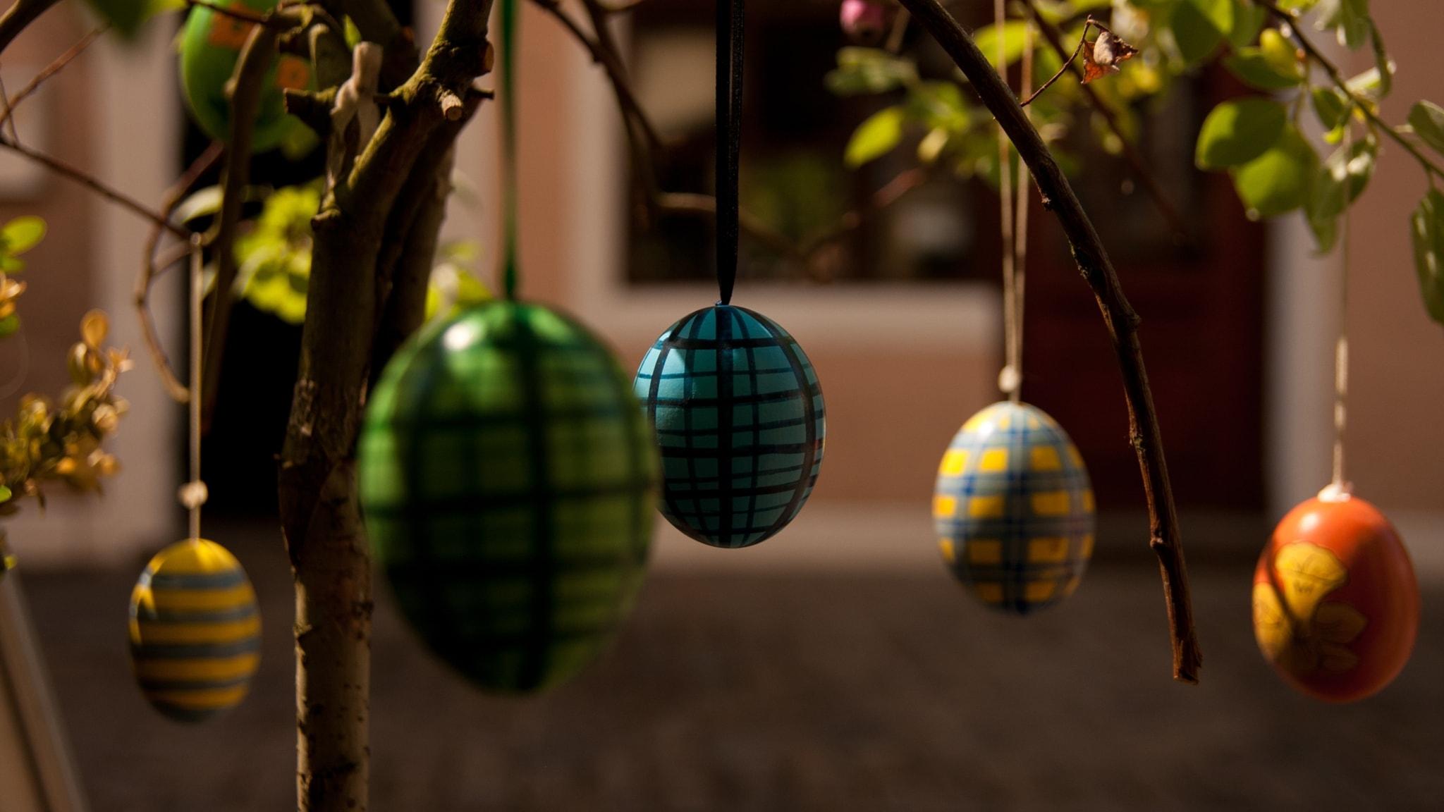 Iltapäivä avaa pääsiäisen yllätysmunat