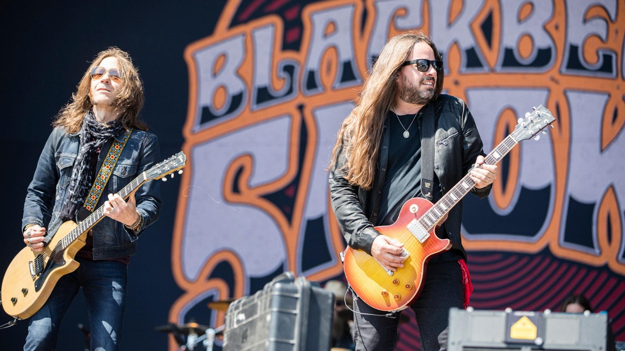 Blackberry Smoke var första bandet ut på den största Festival Stage på Sweden Rock i somras.