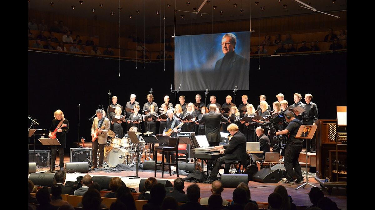 Minneskonsert Björn J:son Lindh
