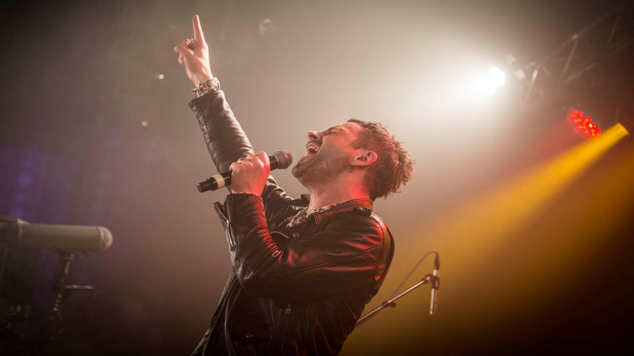 Ola Salo är en av artisterna vi hör i kvällens P4 Live. Foto: Micke Grönberg/SverigesRadio