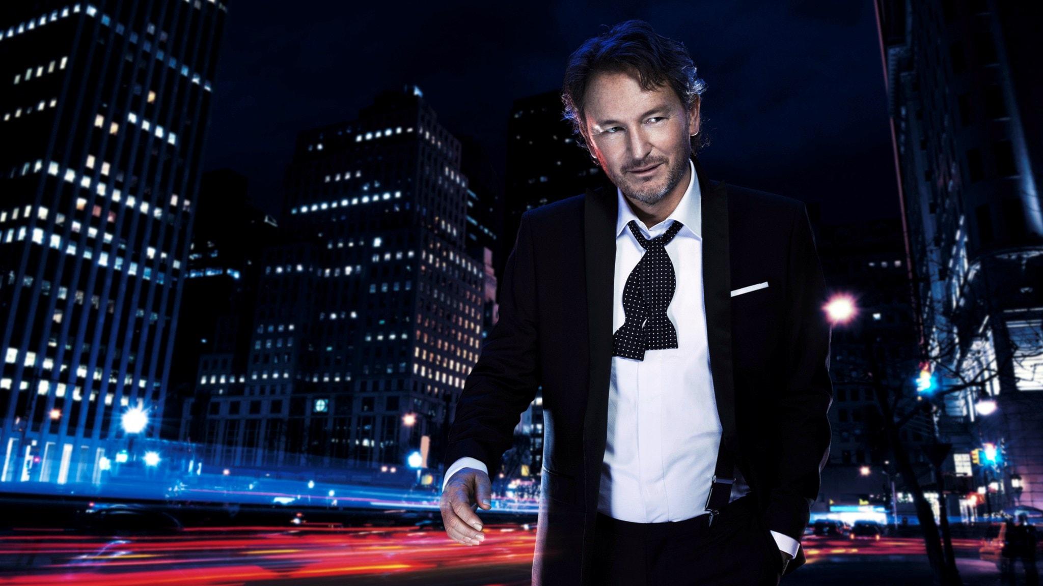 P4 Live inleder det nya året med en riktig partykaramell signerad Tomas Ledin. Foto: Eric Broms
