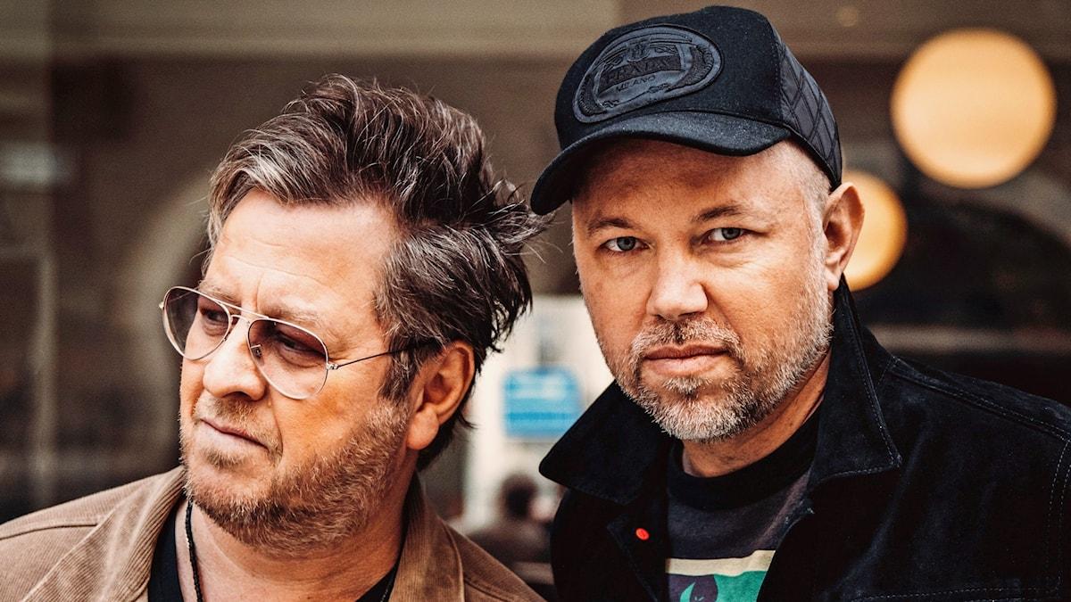 Mauro Scocco och Tomas Andersson Wij gjorde en gemensam turné i somras.