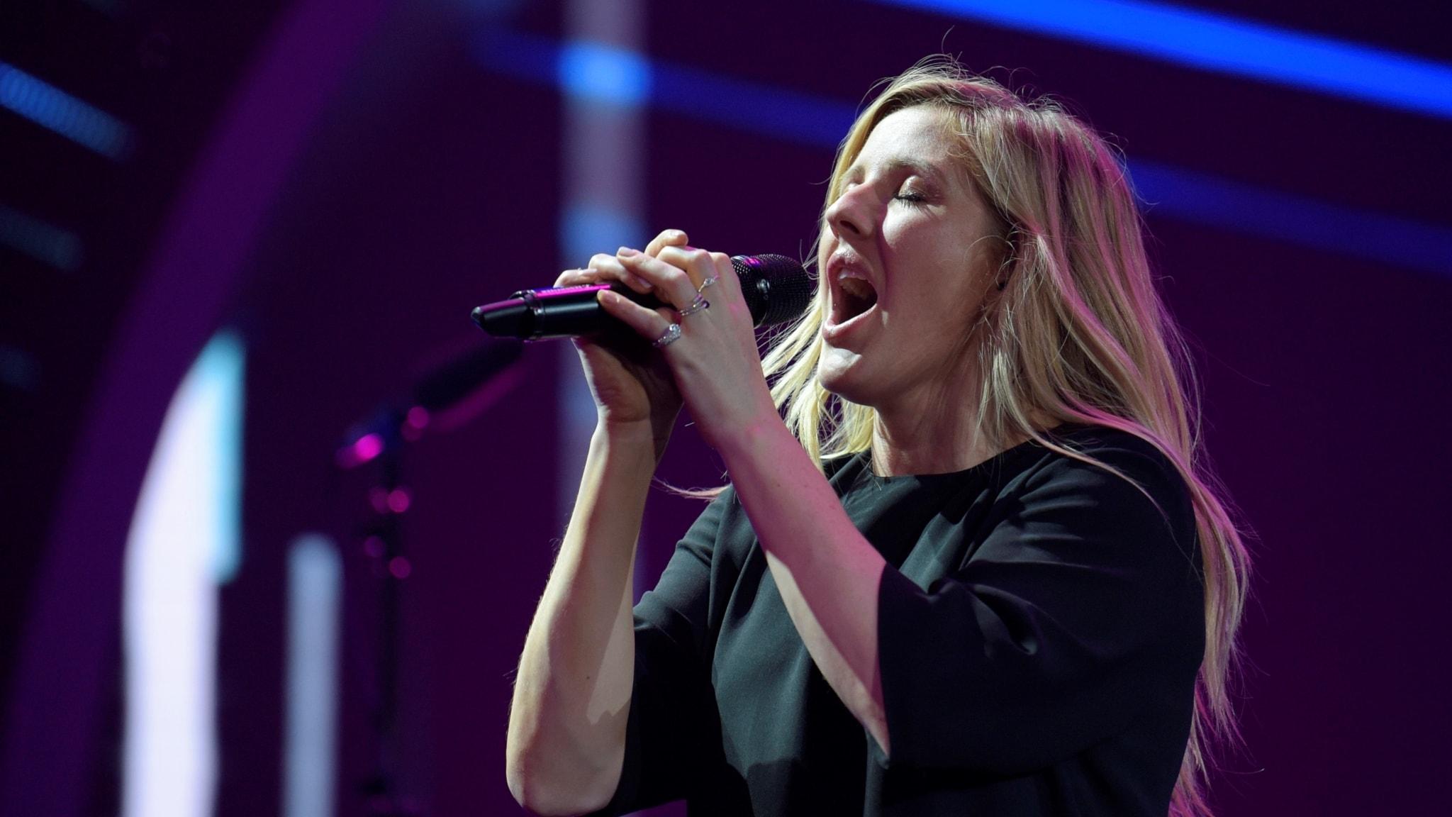 P4 Live med Ellie Goulding