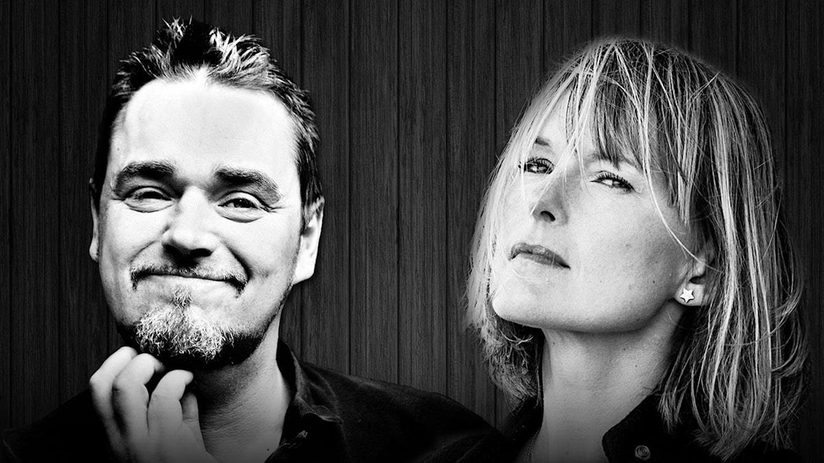 Jack Vreeswijk och CajsaStina Åkerström