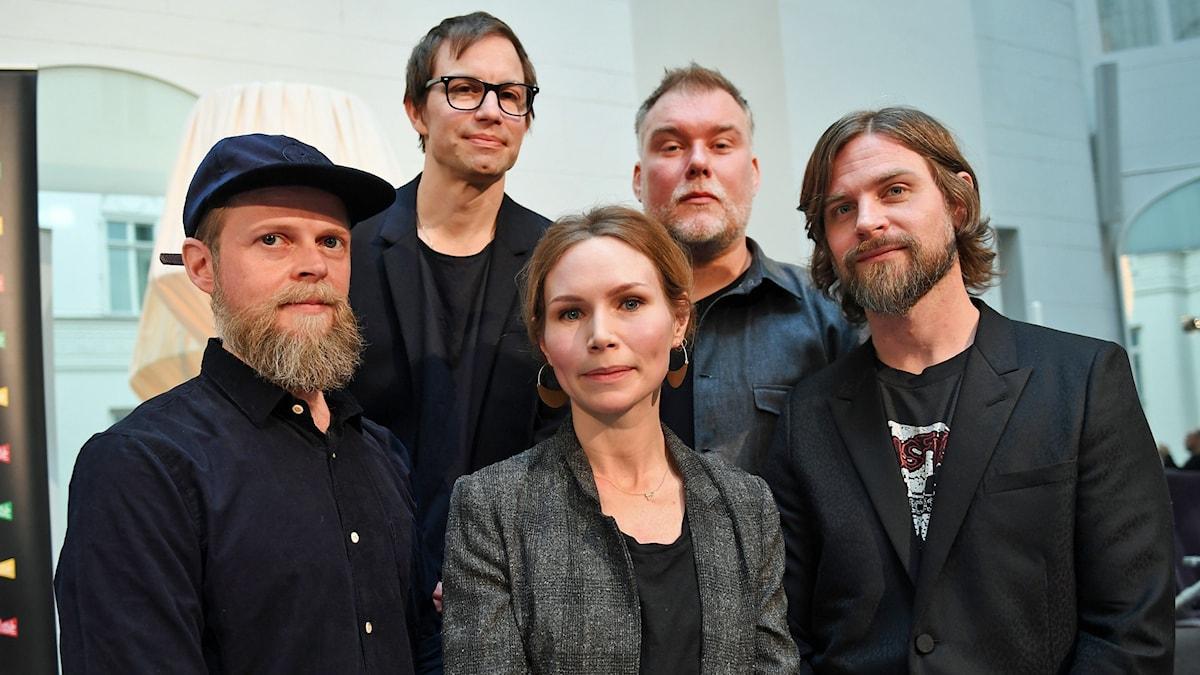The Cardigans är numera även invalda i Swedish Music Hall of Fame.