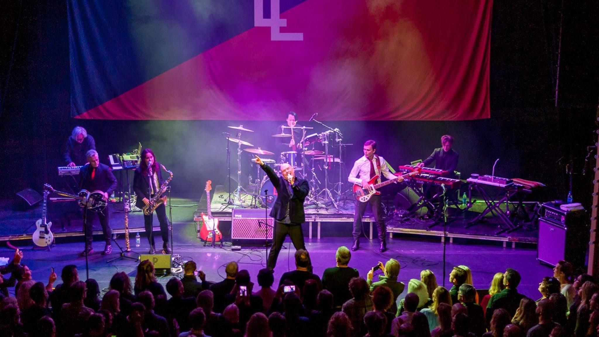 P4 Live med Lustans Lakejer