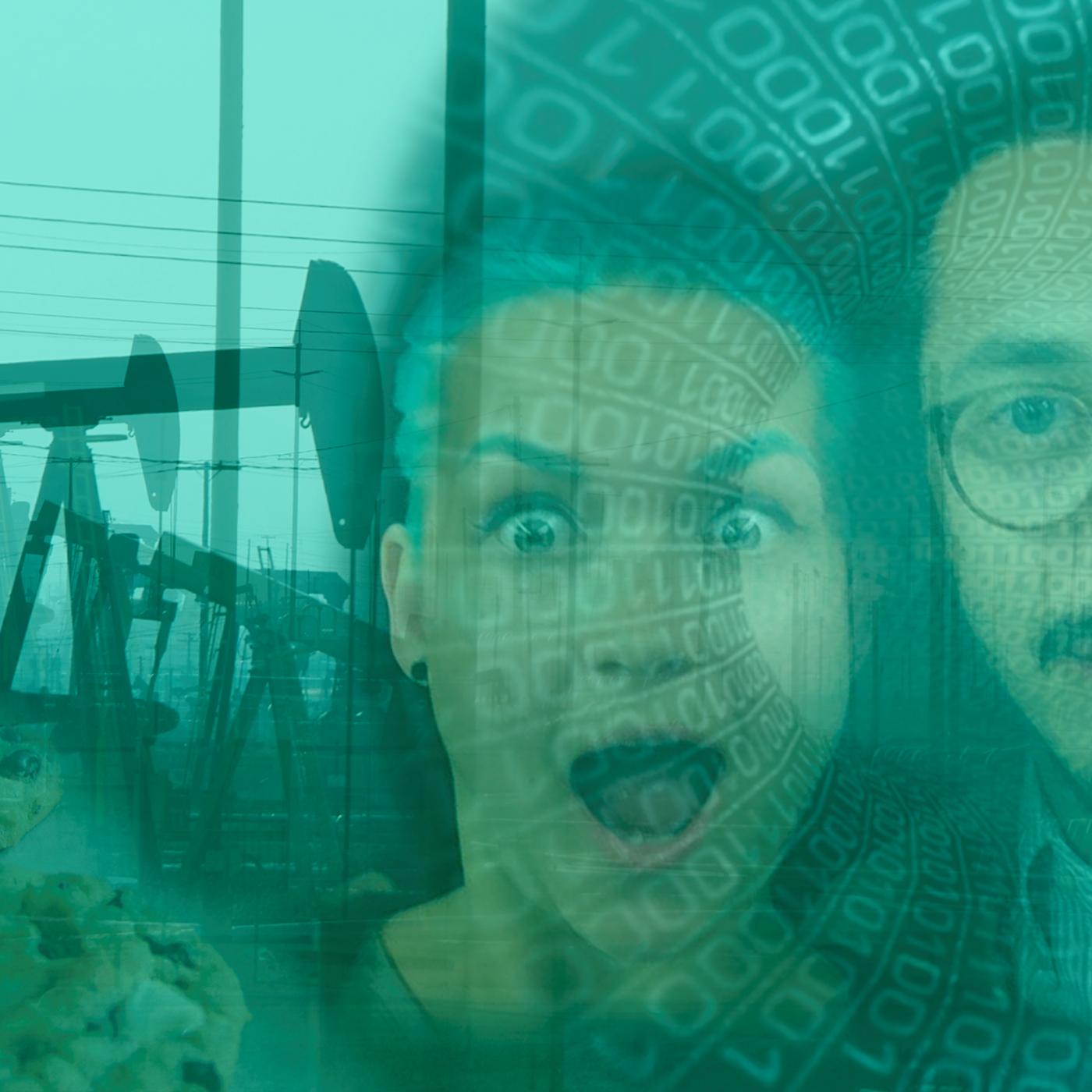 """Nya tidens olja - därför är internet """"gratis"""""""