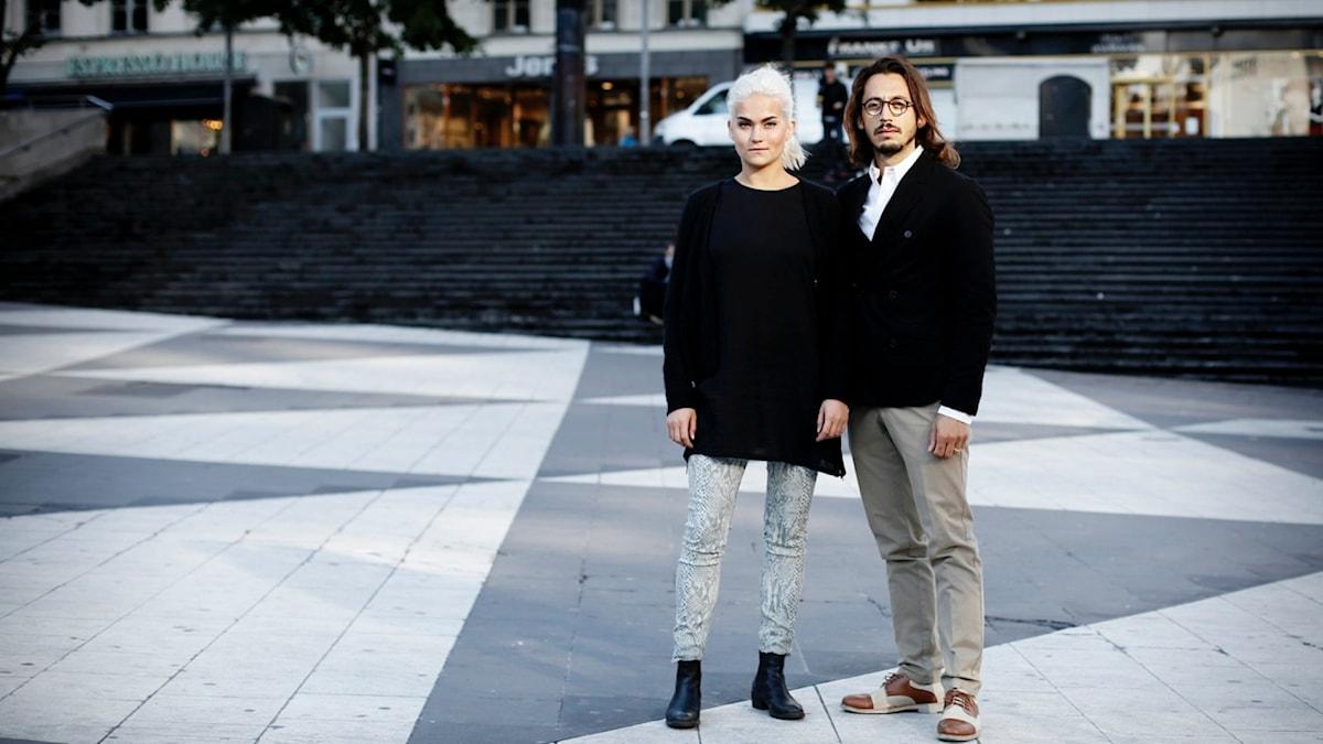 Droger och fördelningspolitik. foto: Johanna Arnström