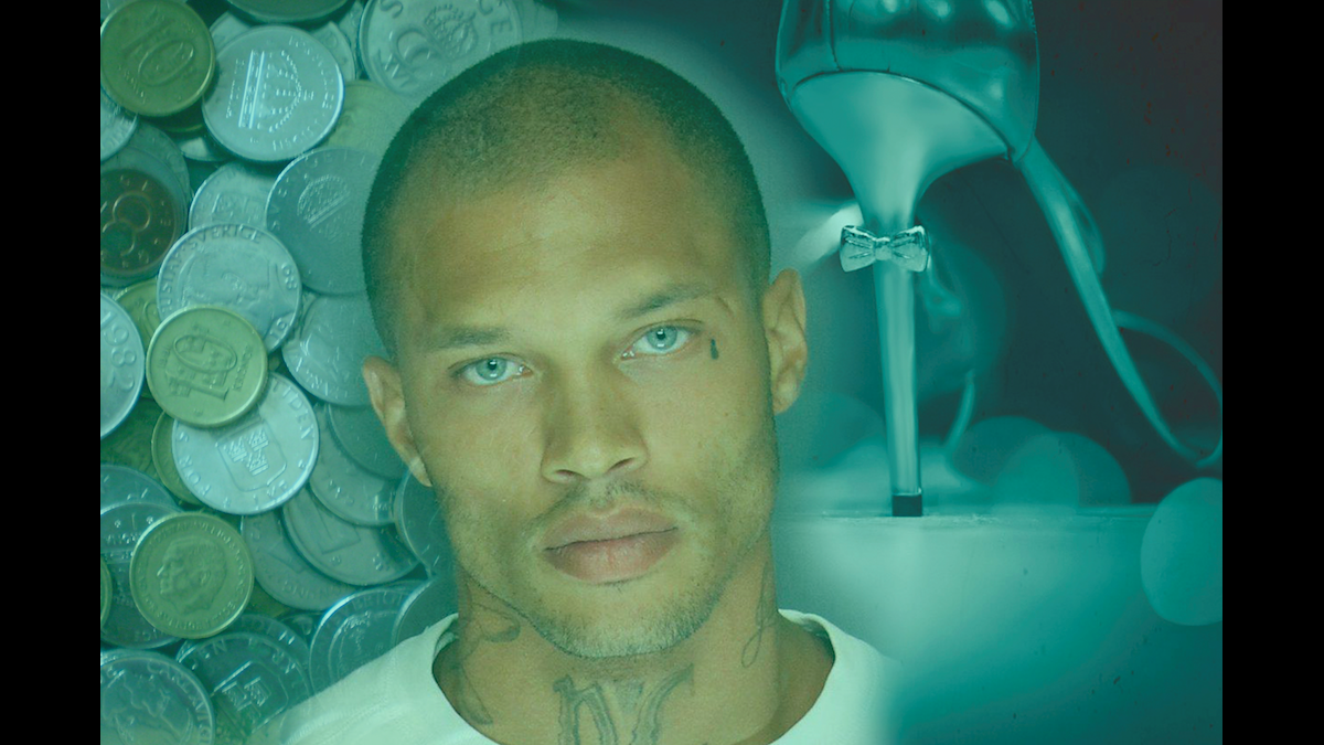 Hypoteket Jeremy Meeks hot convict